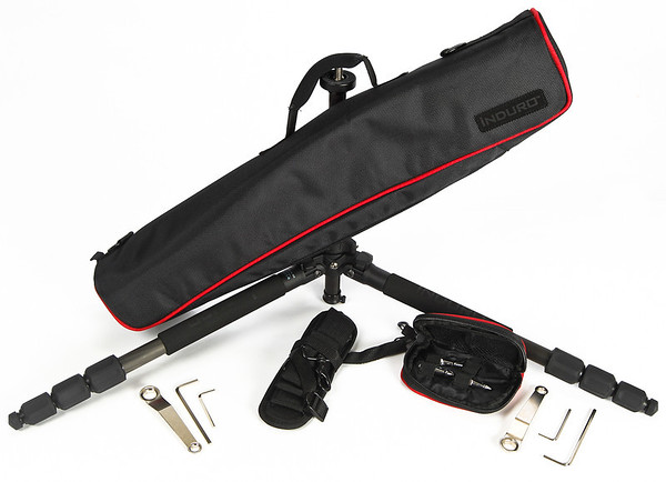 CT014 features spiked feet, extra tools, a nice carrying case and a shoulder strap