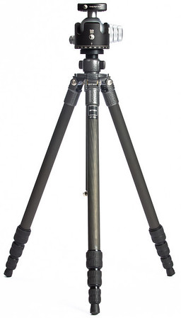 Gitzo GT1541 Tripod with Really Right Stuff BH-55 Ball Head