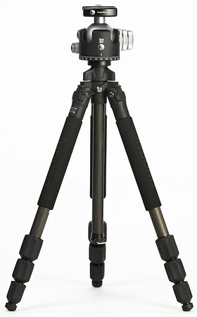 Induro Carbon 8x CT014 Tripod with Really Right Stuff BH-55 Ball Head