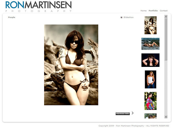 Ron Martinsen Photography People Gallery